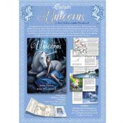 ANNE STOKES Mythical Unicorns Book | Full Colour Illustrated